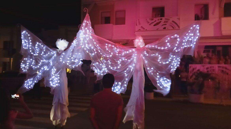 Trampolieri in Puglia per  eventi esclusivi
