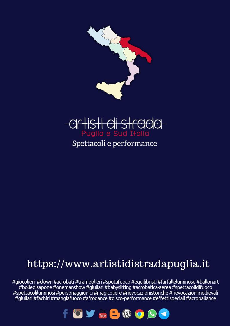 Coordinamento degli Artisti di Strada Puglia
