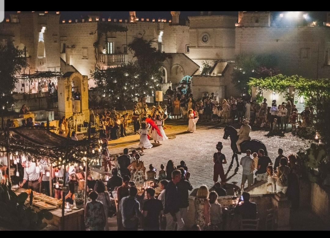 """FASANO – La """"Festa del Borgo"""" gli appuntamenti."""
