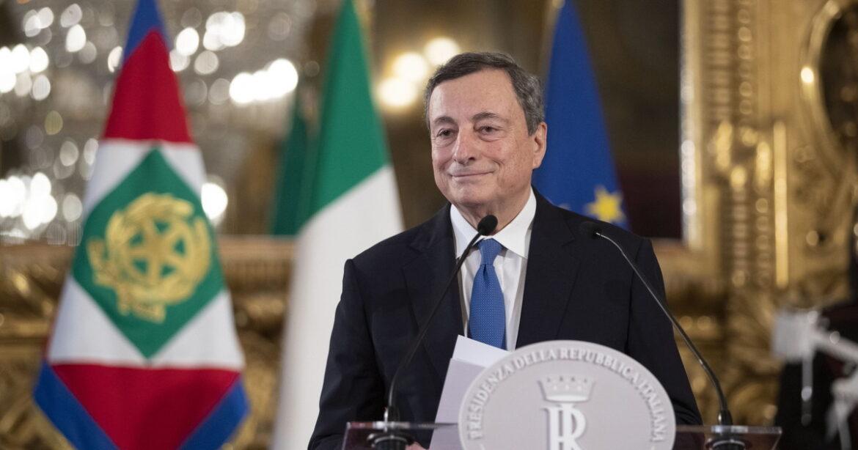 Mario Draghi sa ormai con certezza che bisogna riaprire entro fine maggio.