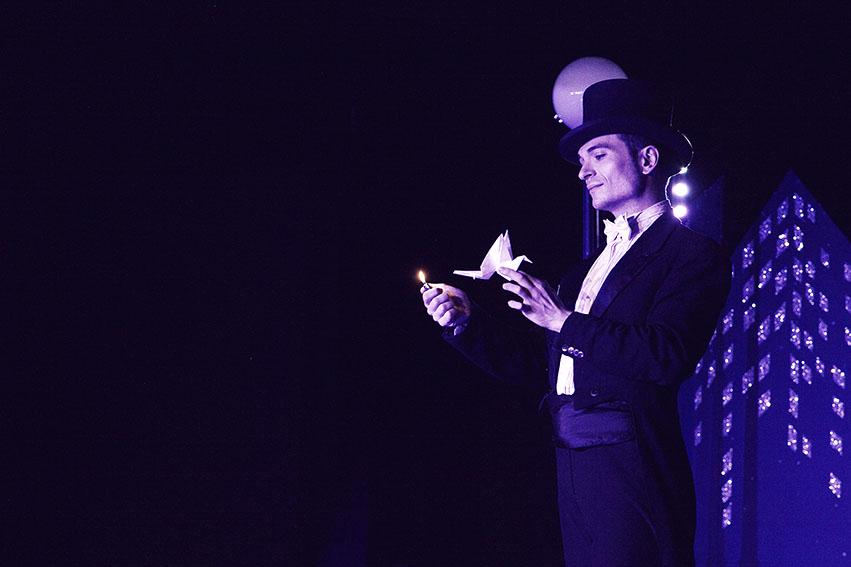 Spettacoli di illusionismo cos'è?