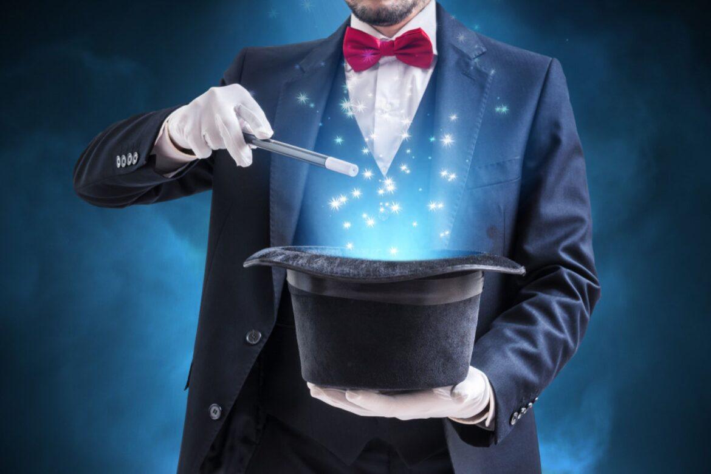 Abracadabra!!! Perché la magia negli eventi