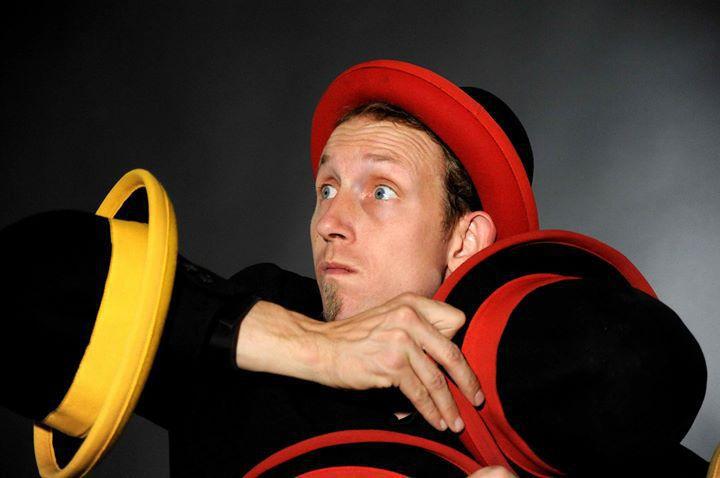 MIKE ROLLINS – Giocoleria – teatro comico