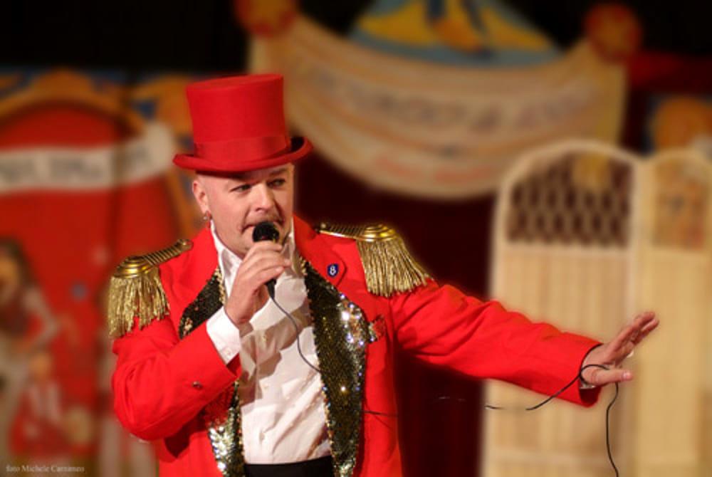 OTTO PANZER – Direttore di circo!?