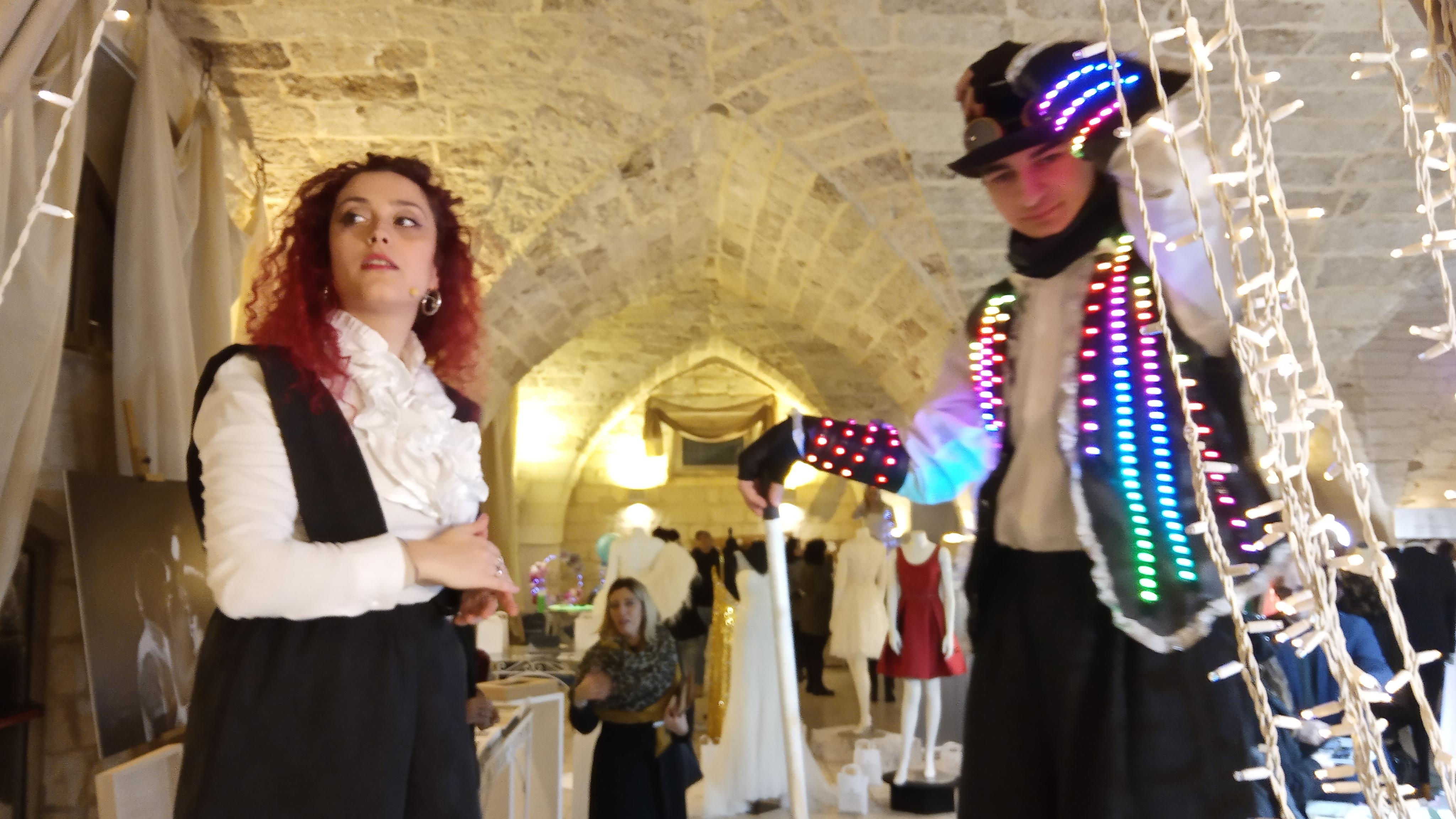 Domanimisposo Artisti Di Strada Matrimonio Puglia