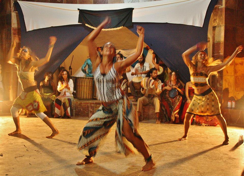 Gruppi di ballo e performance danzanti