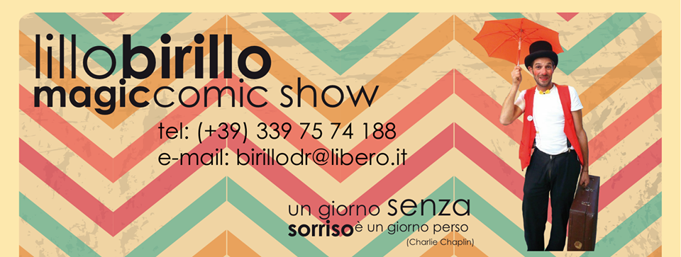 Lillo Birillo Magic Show