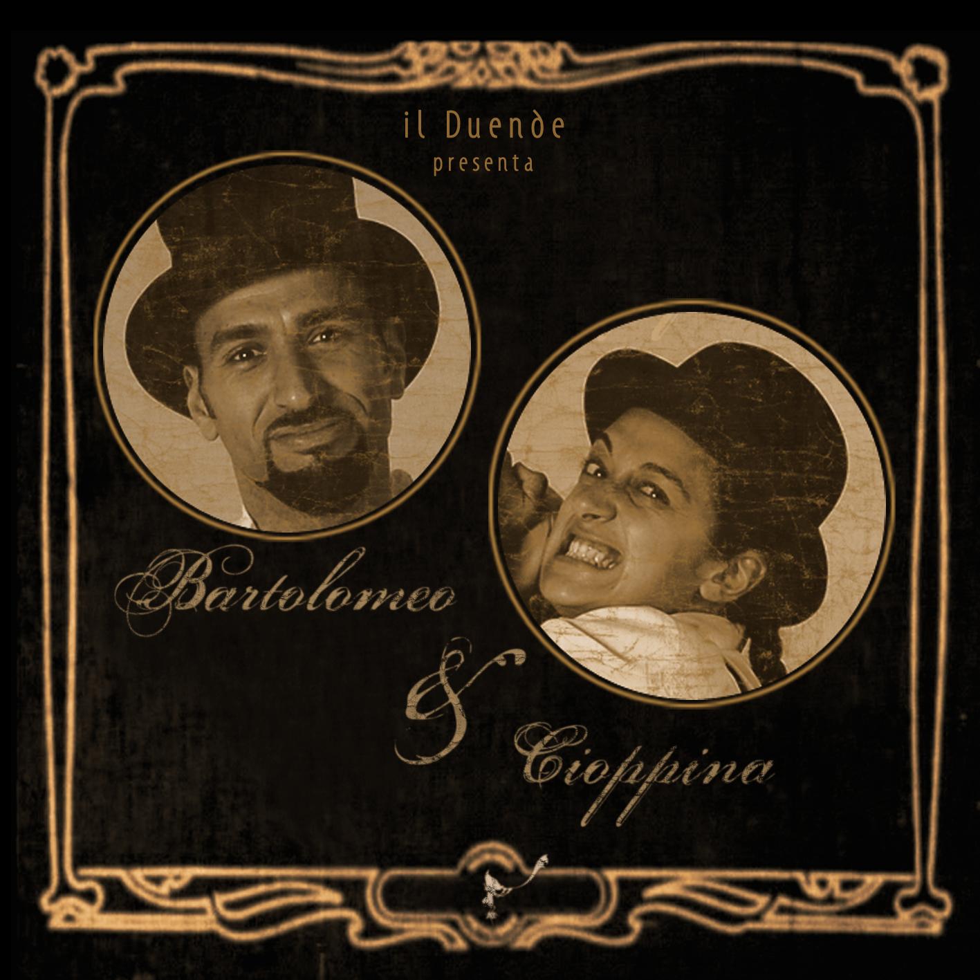Bartolomeo e Cioppina di e con Deianira Dragone