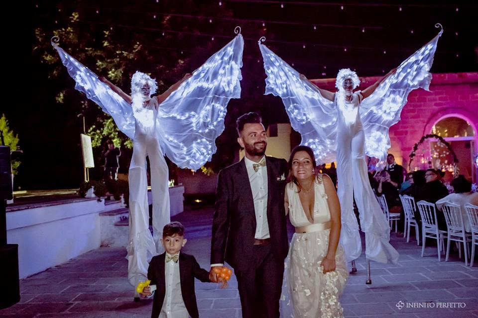 LA PUGLIA DEL WEDDING A VIENNA