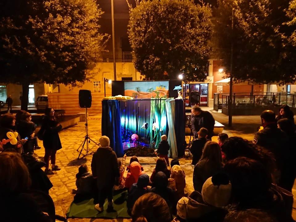Spettacoli e animazioni per bambini con gli artisti di strada