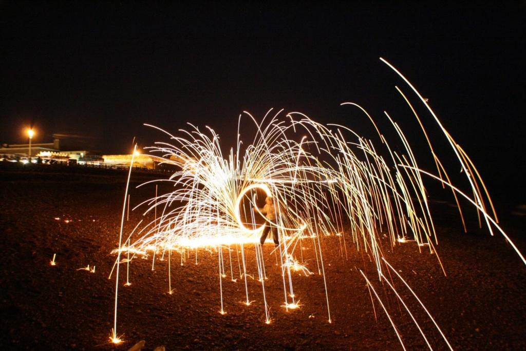 Spettacoli fuochi d'artificio